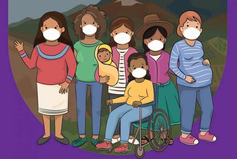 ¿Cómo cuidarme en esta pandemia? orientaciones para garantizar la salud sexual y reproductiva de las mujeres en el contexto de COVID–19