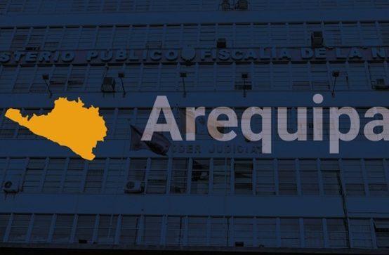 Sentencian a 30 años de cárcel para imputado por feminicidio agravado en Arequipa